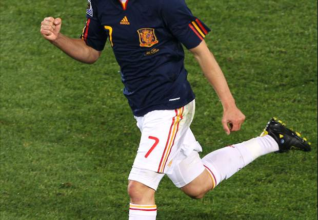 World Cup 2010 Comment: How David Villa Has Become Spain's Most Important Player
