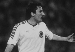 Absolvierte vier Länderspiele für die Bundesrepublik Deutschland: Wolfram Wuttke