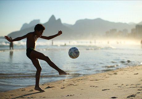 ¡Feliz cumpleaños, Río!