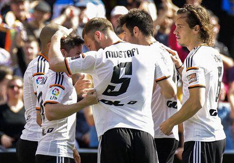 Mestalla acaricia su sueño (2-0)