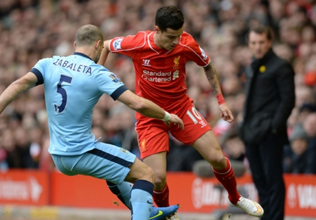Coutinho compounds Man City misery