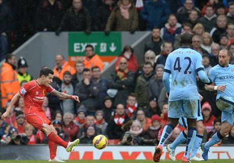 Coutinho smashes City title hopes