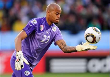 Union acquire Algerian GK Rais Mbolhi