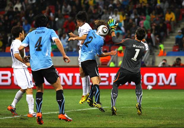 World Cup Player Ratings: Uruguay 2–1 South Korea