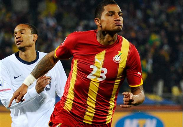 Kelvin-Prince Boateng will return to Black Stars soon – Olympique Marseille's Andre Ayew