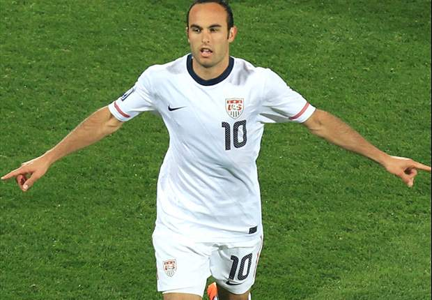 Everton captain Phil Neville: Landon Donovan would love to join us