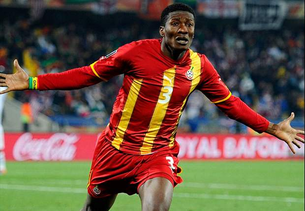 2013 Afcon: Black Stars train on Saturday in Abu Dhabi without Asamoah Gyan