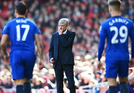 LIVE: Arsenal 1-0 Everton