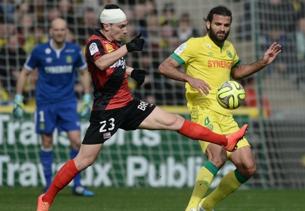 Nantes 1-0 Guingamp : Nantes respire