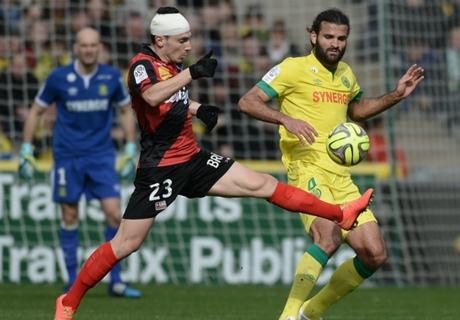 Nantes-Guingamp (1-0) : Nantes respire