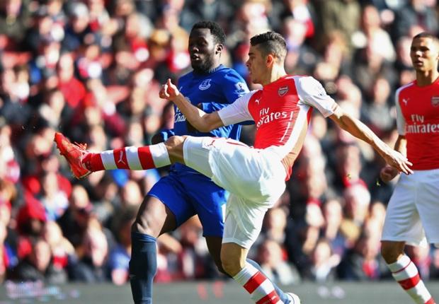 Arsenal 2-0 Everton