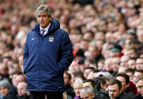 Pellegrini fearful over City title bid
