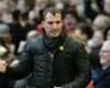 Rodgers praises Liverpool display