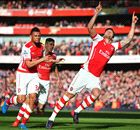Match Report: Arsenal 2-0 Everton