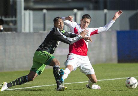 Utrecht en Feyenoord scoren niet