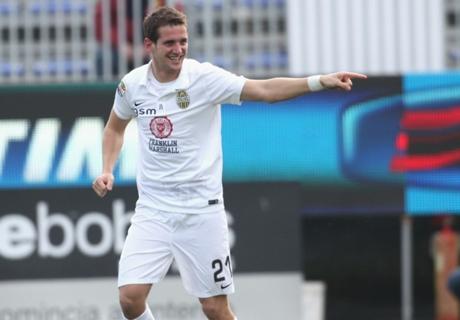 Hellas Verona ganó con gol argentino