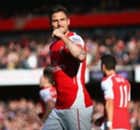 Arsenal Redam Everton 2-0