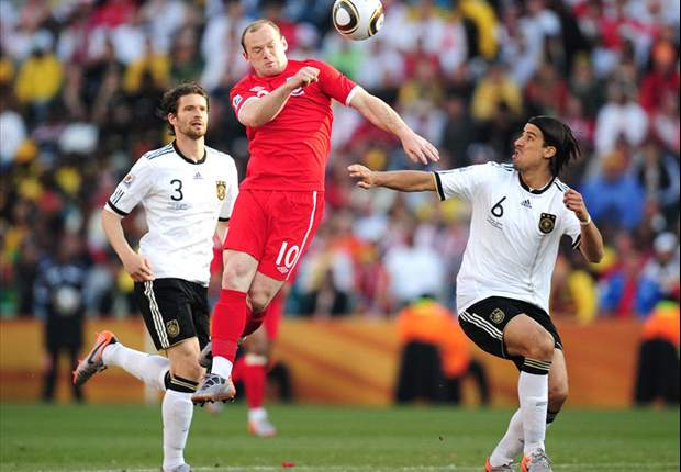 Laga Inggris vs Jerman kemungkinan akan terjadi lagi pada November depan