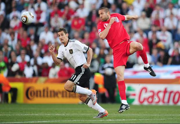 Half-Time Report: Germany 2-1 England: Lampard Denied A Valid Equalizer As Three Lions Trail