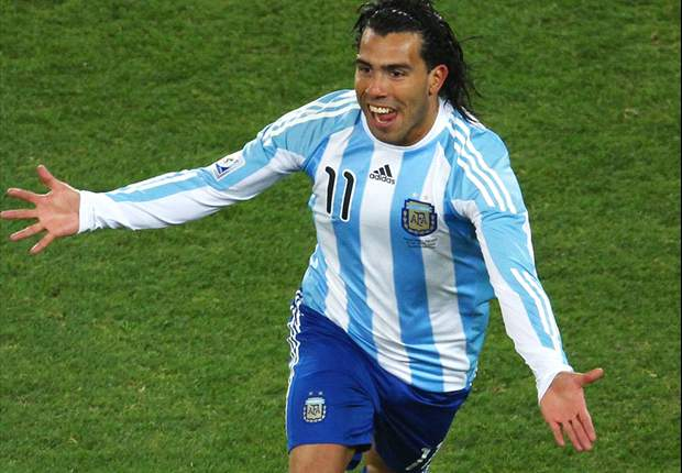 Carlos Tevez included as Sergio Batista names provisional Argentina Copa America squad