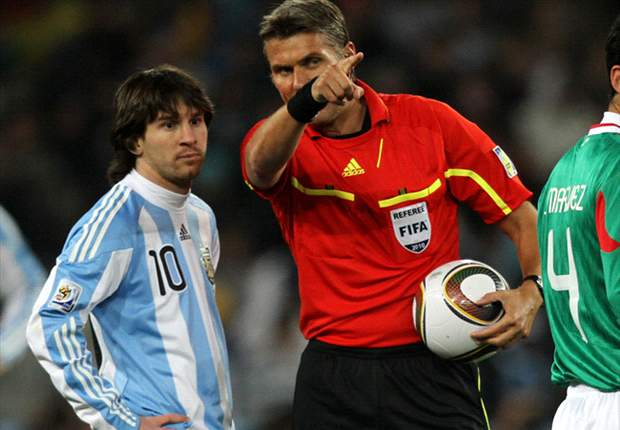 World Cup 2010: Argentina Star Lionel Messi Vows To Defeat Germany For Oasis Guitarist Noel Gallagher