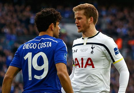 LIVE: Chelsea 1-0 Tottenham