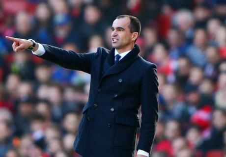 Martinez: Arsenal defeat harsh