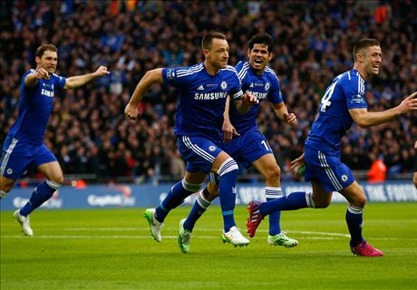 League Cup final - all the action LIVE
