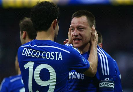 Costa & Terry kick-start new Chelsea era