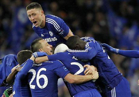 Chelsea renoue avec les titres