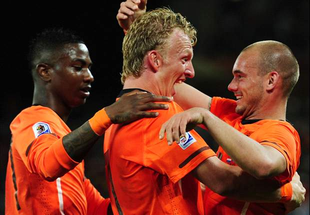 World Cup 2010 Player Ratings: Netherlands 2-1 Slovakia