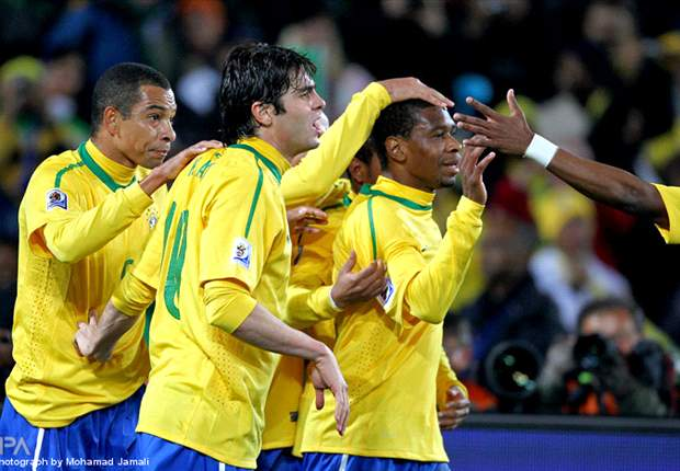 World Cup 2010 Comment: Five Reasons Why Brazil Will Defeat The Netherlands