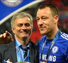 Chelsea & Mourinho Wembley winners again