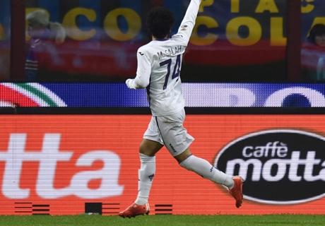 Serie A: Inter 0-1 Fiorentina