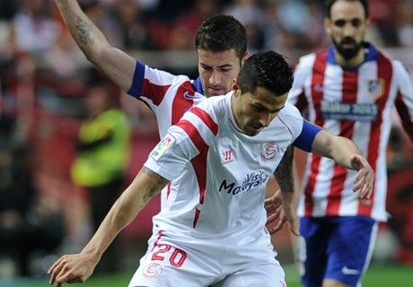 Liga BBVA: Sevilla 0-0 Atlético