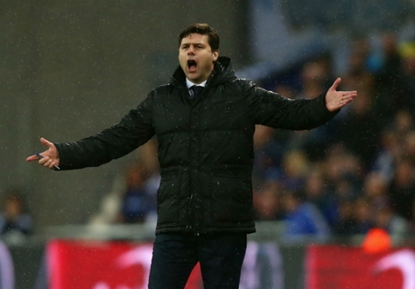 Pochettino upbeat despite defeat