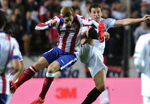 Sevilla 0-0 Atletico Madrid: Stalemate another setback for Simeone's side