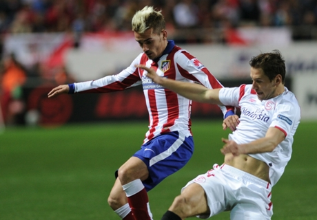 Player Ratings: Sevilla 0-0 Atletico
