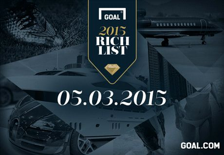 The Goal Rich List - Coming Soon