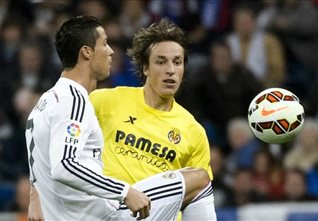 LIVE: Real Madrid 1-1 Villarreal