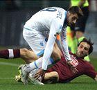 LIVE: Torino 1-0 Napoli
