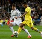 Real Madrid no pudo con Villarreal