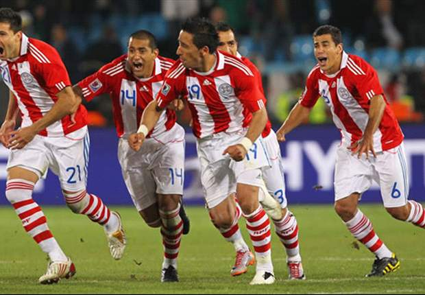 World Cup Preview: Paraguay - Spain