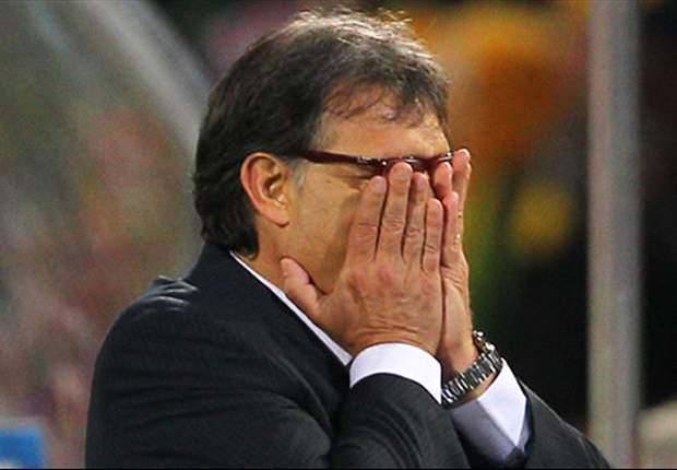 Paraguay coach Gerardo Martino: Luis Suarez and Diego Forlan made the difference for Uruguay in Copa America final