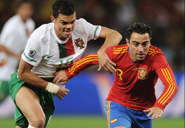 Spain 1-0 Portugal: David Villa Fires The European Champions Into The Quarterfinals