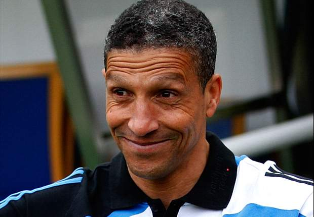 Newcastle United manager Chris Hughton hails Andy Carroll after thumping victory over Aston Villa