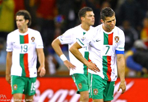 World Cup 2010 Analysis: Why Cristiano Ronaldo Failed As Portugal Captain