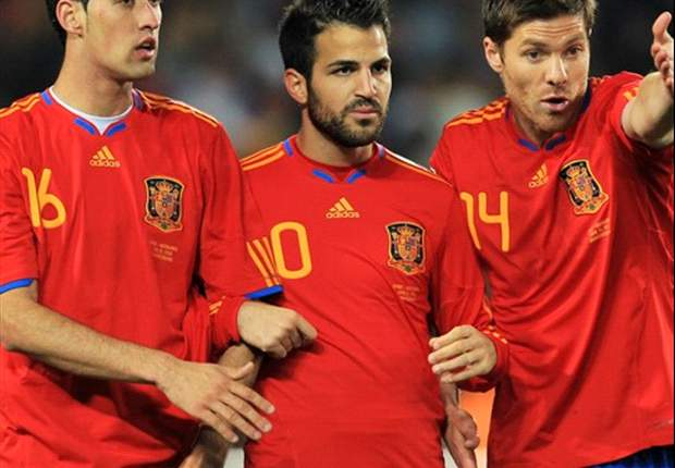 Spain's Cesc Fabregas: Germany Are Favourites To Reach World Cup 2010 Final