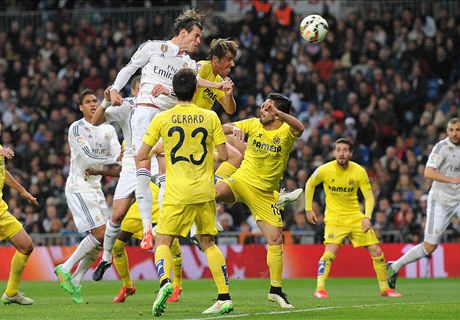 Wasteful Madrid drop points at Bernabeu