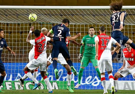 Monaco Dan PSG Sama Kuat
